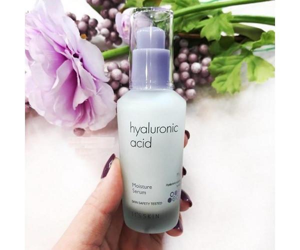 Увлажняющая сыворотка для лица It's Skin Hyaluronic Acid Moisture Serum 40мл (IS0113)