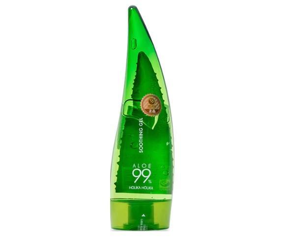 Успокаивающий гель с алоэ Holika Holika Aloe 99% Soothing Gel 55мл (HH0101)