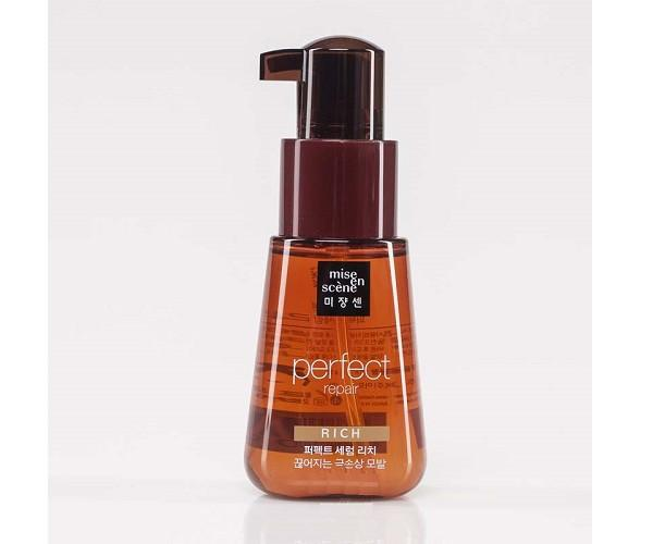 Восстанавливающая сыворотка-масло для сухих волос Mise En Scene Perfect Serum Rich 70ml (MES0113)