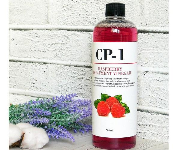 Кондиционер для волос на основе малинового уксуса Esthetic House CP-1 Raspberry Treatment Vinegar 500ml