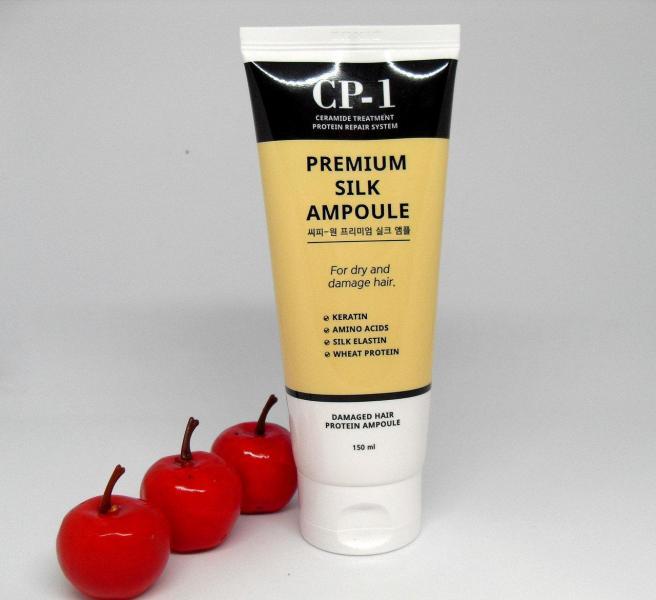 Сыворотка для волос с протеинами шелка Esthetic House CP-1 Premium Silk Ampoule 150ml (CP0108)