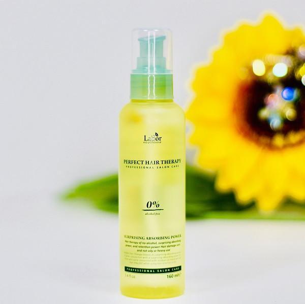 Несмываемый уход за поврежденными волосами La'dor Eco Perfect Hair Therapy 160мл (L0107)
