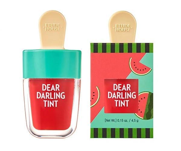 Тинт на водной основе Etude House Dear Darling Water Gel Tint Watermelon Red RD307 4,5g