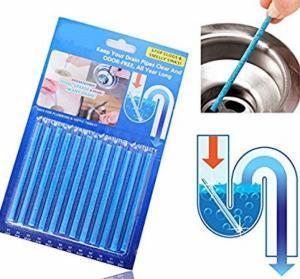 Фото Хит продаж Палочки для очистки труб Sani sticks 12 шт