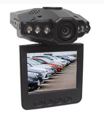 Автомобильный видеорегистратор с ночной съемкой и датчиком движения