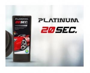 Фото Инструменты и автотовары Паста для удаления царапин автомобиля Platinum 20 sec