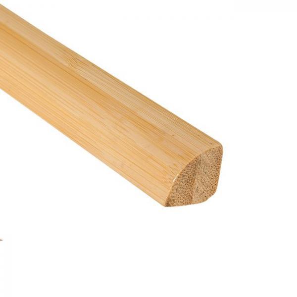 Молдинг бамбук(светлый) четверть круга, 90'