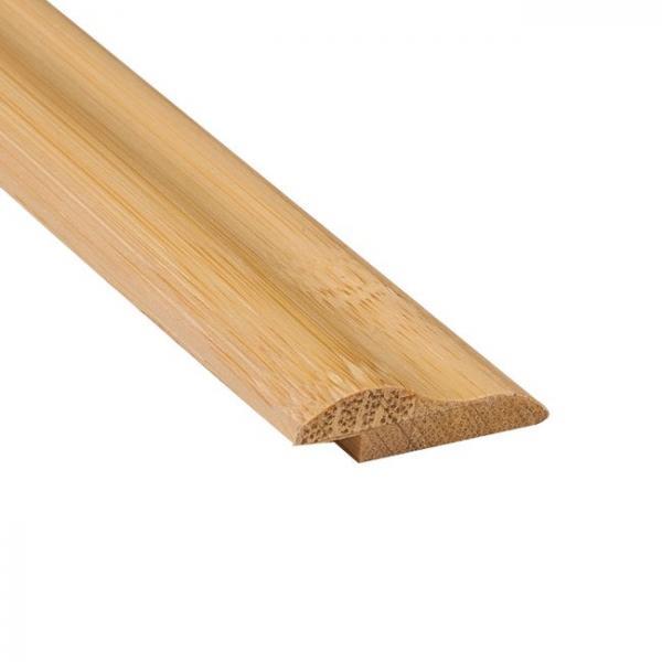Молдинг бамбук(светлый)  кромочный 1850х30х8мм.