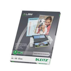 Пленки для ламинирования Leitz (33808) A4 125/250 mic. х 100 шт