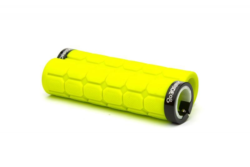 Ручки руля ONRIDE GripControl неоновий жовтий
