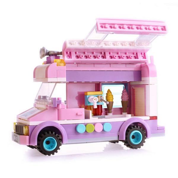 Фото Конструкторы, Конструкторы типа «Лего», Конструкторы для девочек (эльфы, friends, paradise) 1112 Конструктор Brick