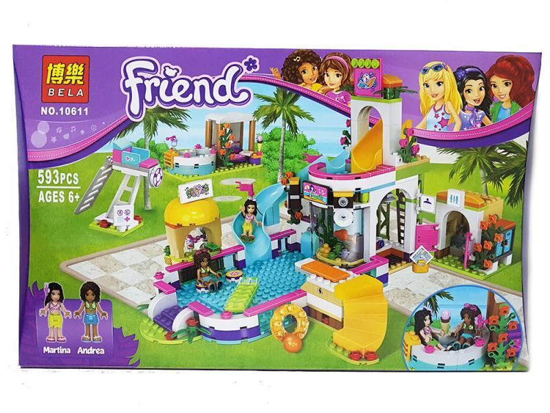 Фото Конструкторы, Конструкторы типа «Лего», Конструкторы для девочек (эльфы, friends, paradise) 10611 Конструктор Bela Friends (аналог Lego Friends 41313)