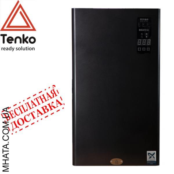 Электрический котел Tenko Digital Standart Plus 30 квт 380 Grundfos (SDКЕ+ 30,0_380)