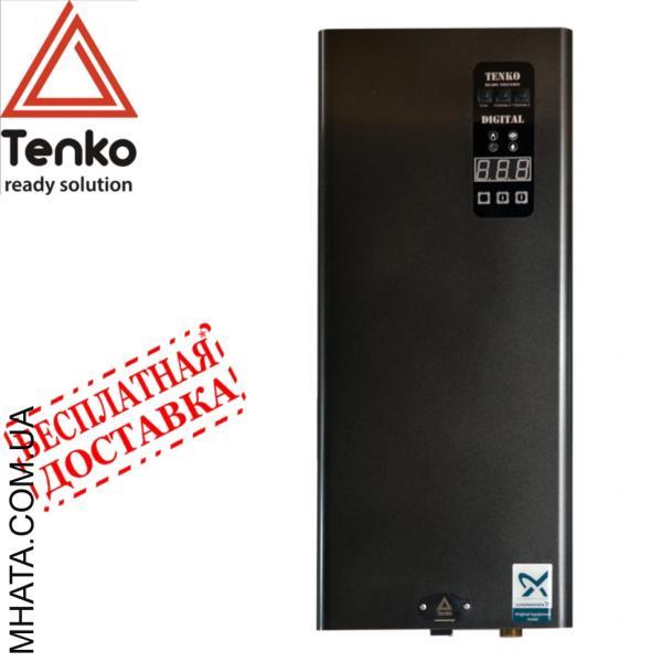 Электрический котел Tenko Digital Standart 4,5 квт 380 Grundfos (SDКЕ 4,5_380)