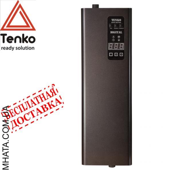 Электрический котел Tenko Digital 4,5 квт 380 (DKE 4,5_380)