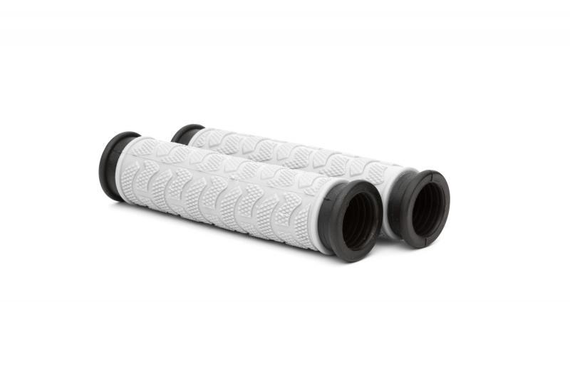 Ручки руля ONRIDE MixedGrip білий/чорний