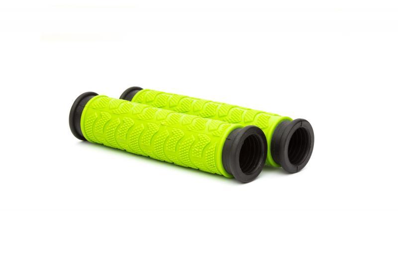 Ручки руля ONRIDE MixedGrip зелений