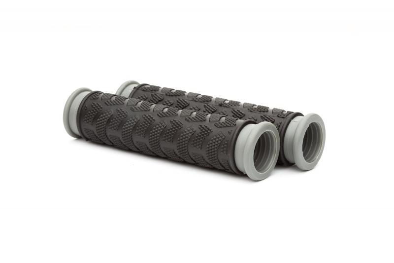 Ручки руля ONRIDE MixedGrip чорний/сірий