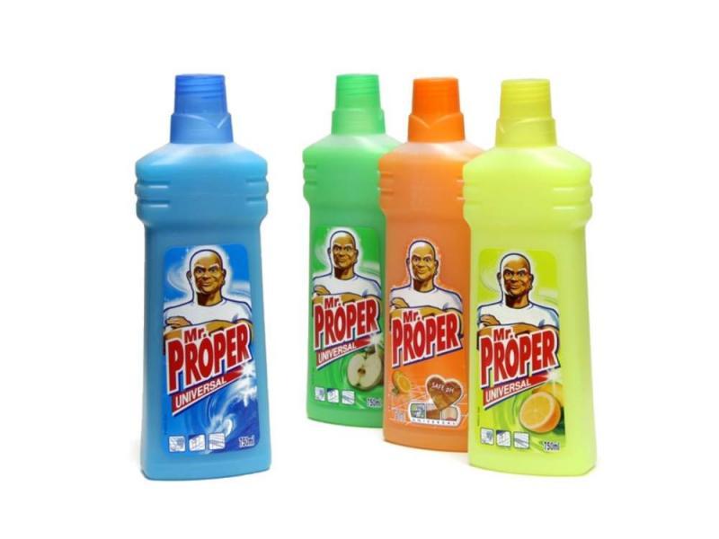 Средство для мытья пола и стен MR. PROPER, Ассорти, 750 мл (разные цены запахи, см. подробнее)