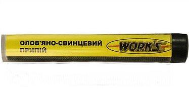 "Припой оловяно - свинцовый Work""S W15001, d - 1мм"