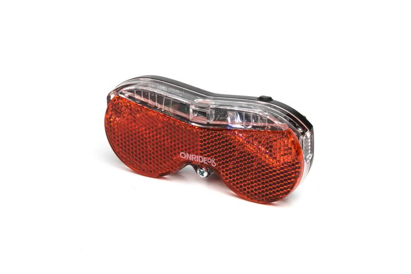 Фото АКСЕСУАРИ, Освітлення, Заднє світло Світло заднє ONRIDE Screen габаритне на багажник