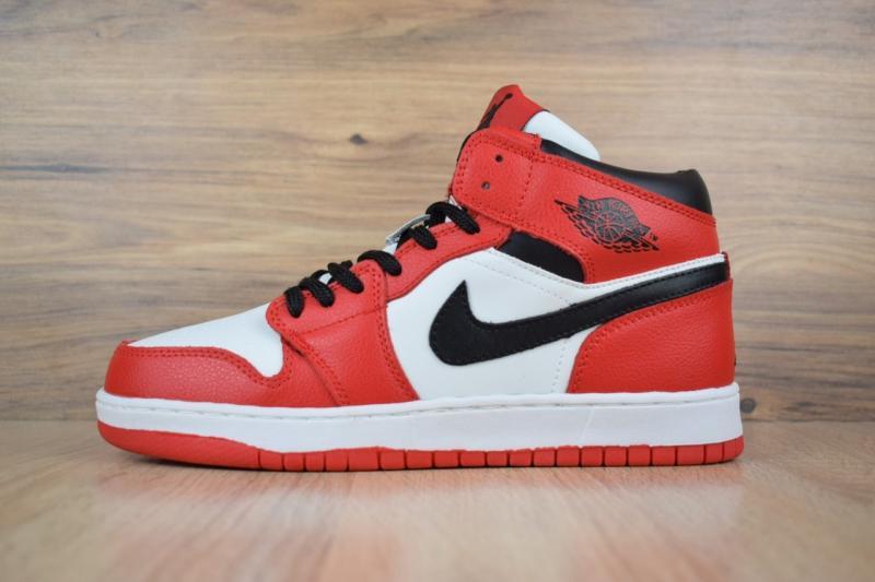 Nike Air Jordan White Red (41-46)