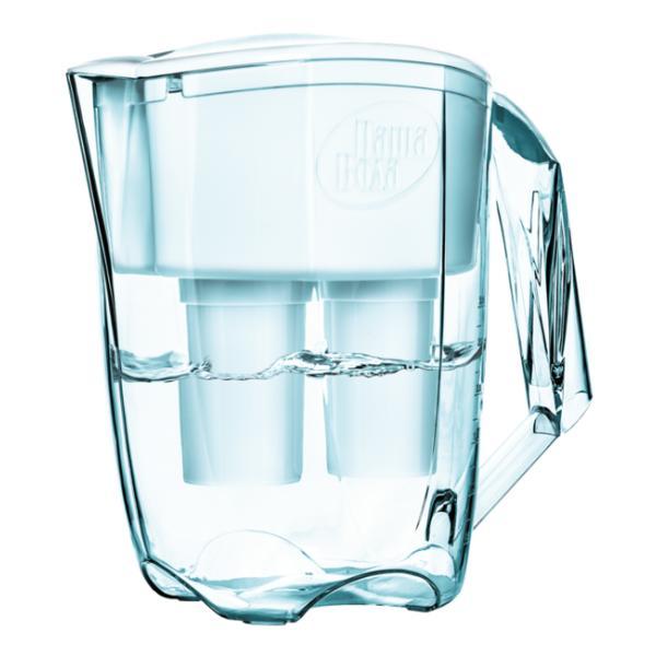 Наша Вода фильтр-кувшин Duo5 л  с   2-я картридж