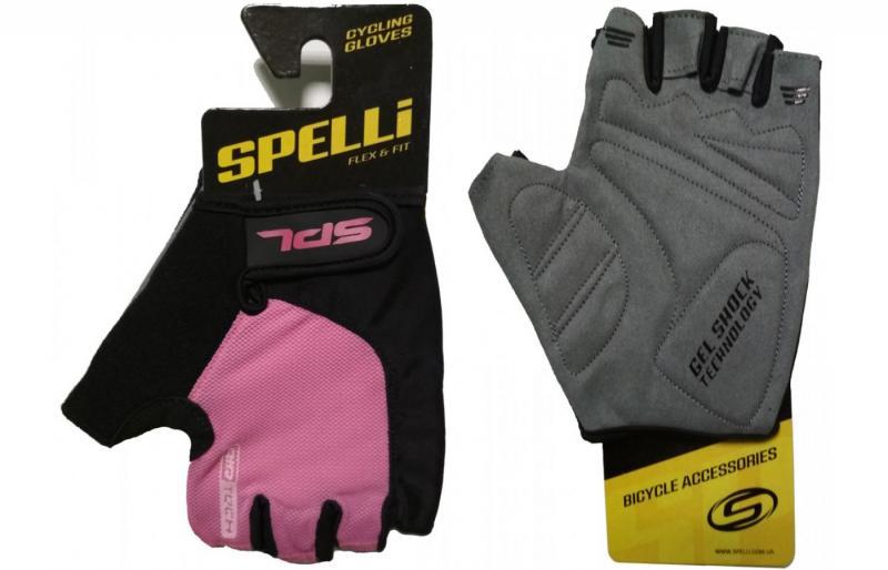 Рукавички Spelli SBG-1457 (Pink)