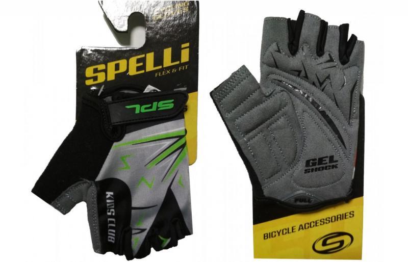 Рукавички дитячі Spelli SBG-1553 Green