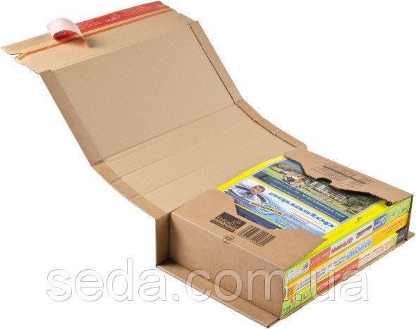 Упаковка для пересылки книг, Colompac, толщина от 10 до 80 мм