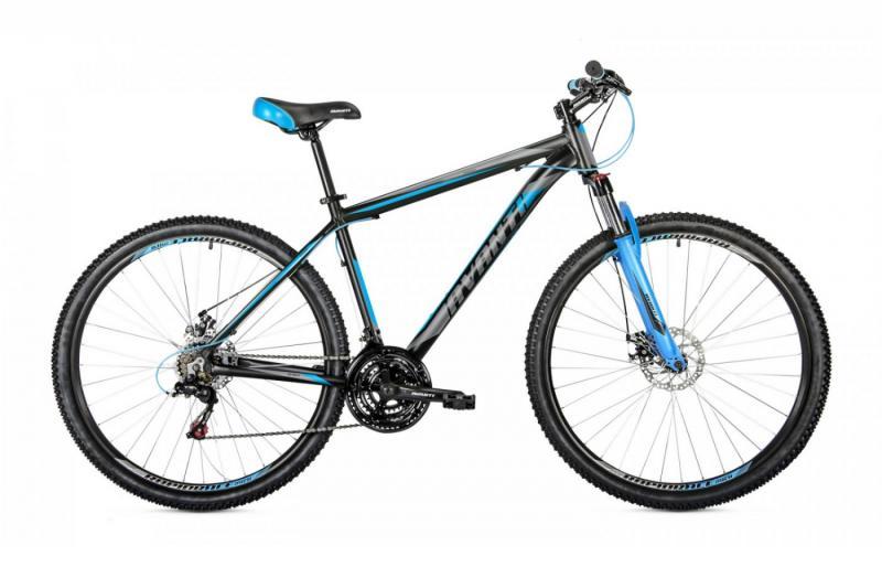 Велосипед Avanti-2019 Smart чорно/сіро/синій