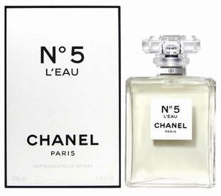 Туалетная вода Chanel N5 L'Eau (edt 100ml)