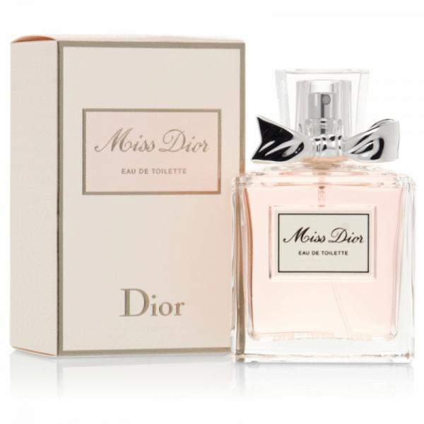 Туалетная вода Christian Dior Miss Dior Eau De Toilette (edt 100ml)