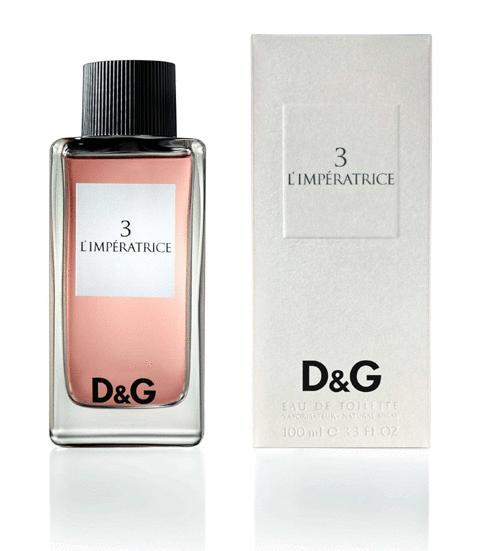 Туалетная вода Dolce&Gabbana Anthology L`Imperatrice 3 (edt 100ml)