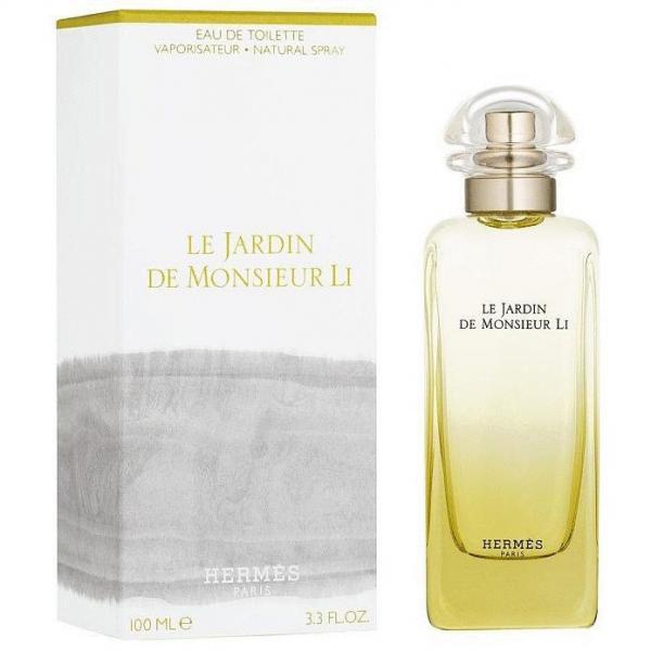 Туалетная вода Hermes Le Jardin de Monsieur Li (edt 100 ml)