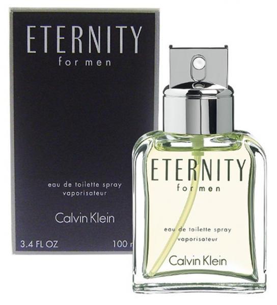 Туалетная вода Calvin Klein Eternity For Men (edt 100ml)