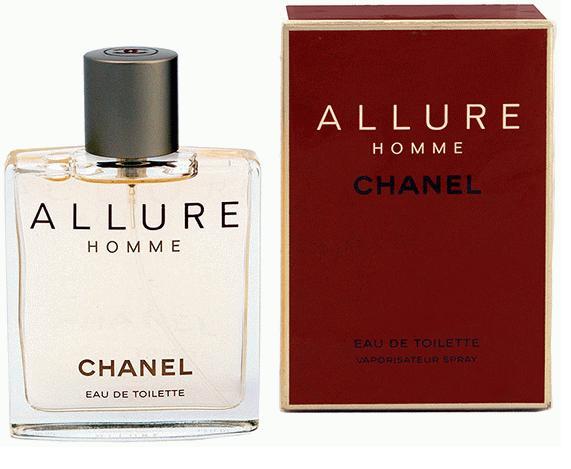 Туалетная вода Chanel Allure Homme (edt 100ml)