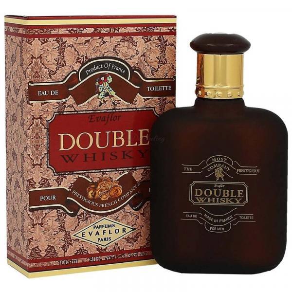 Туалетная вода Double Whisky pour Homme (edt 100ml)