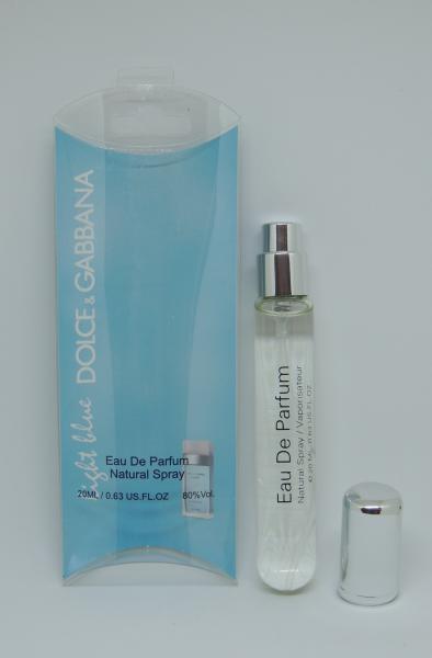 Мини-парфюм Dolce & Gabbana Light Blue (20 мл)