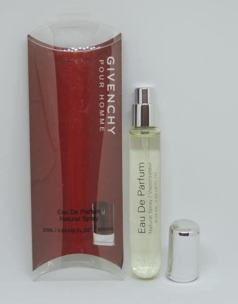 Мини-парфюм Givenchy Pour Homme (20 мл)