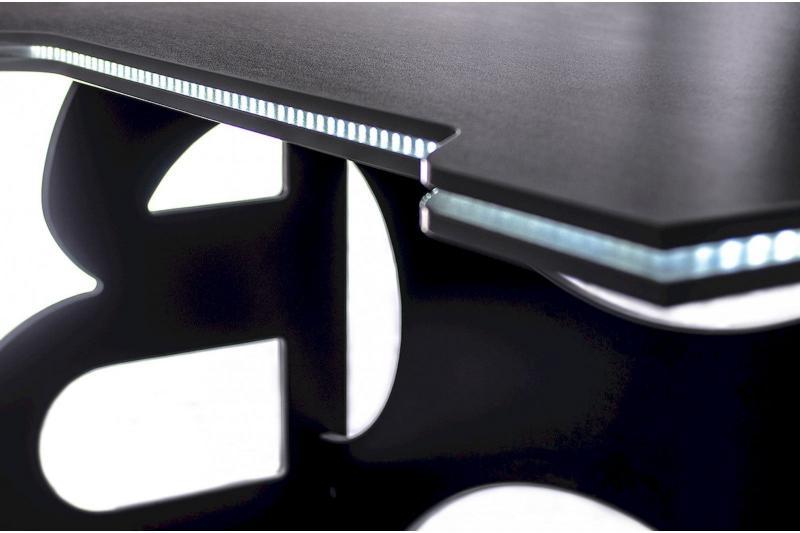 Геймерский Стол Barsky Homework Game LED HG-06/LED