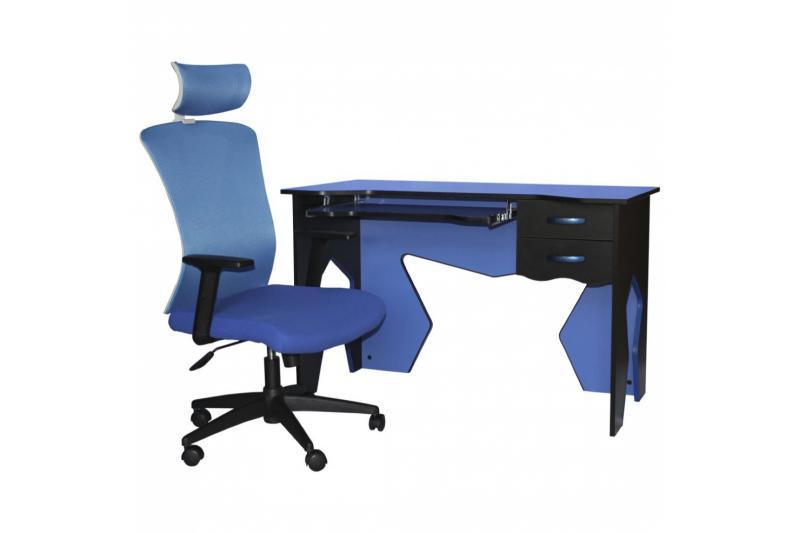 Рабочая станция Barsky Homework Blue HG-01/BM-05