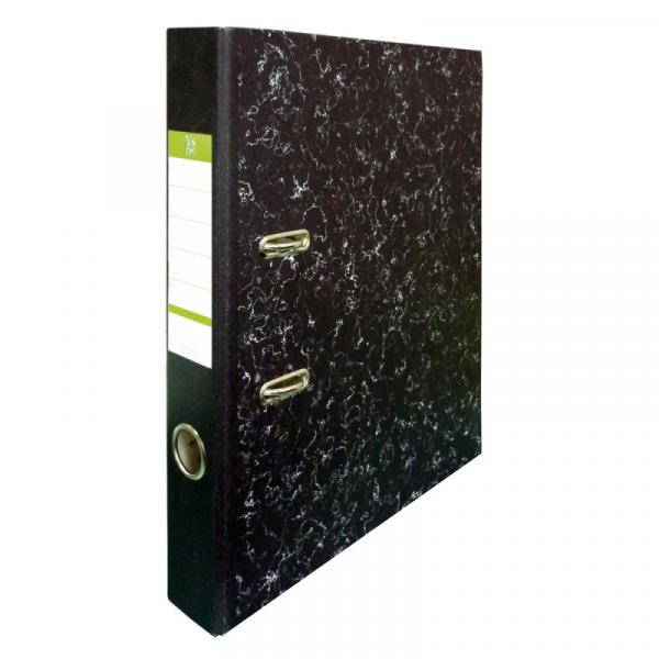 Папка-регистратор А4 Yesли:, картон, без мет. уголка, 50 мм ширина корешка
