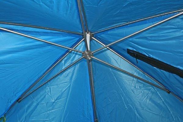 Фото Зимние палатки Палатка-зонт зимняя СТЭК-3 Elite