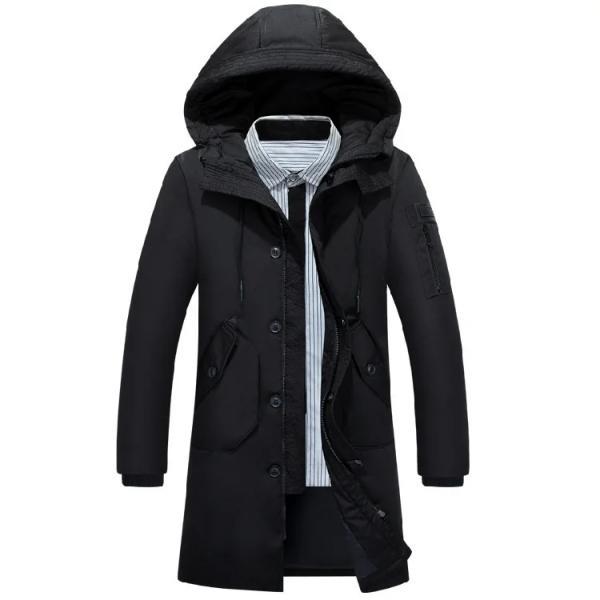 Мужская зимняя куртка alt