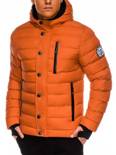 Мужская зимняя куртка omb