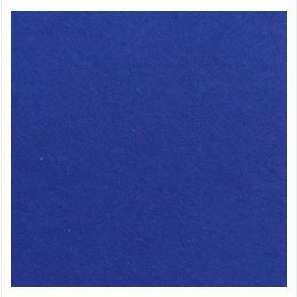 Фото Фетр и фетровые кружочки Фетр  21 *  25 ,5 см.  жёсткий , толщина  1  мм.   Синего  цвета.