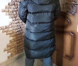 Фото Куртки, комбинезоны, парки, жилетки МАЛЬЧИКАМ -20% Скидка! Супер цена! Удлиненное зимнее пальто 4-10 лет