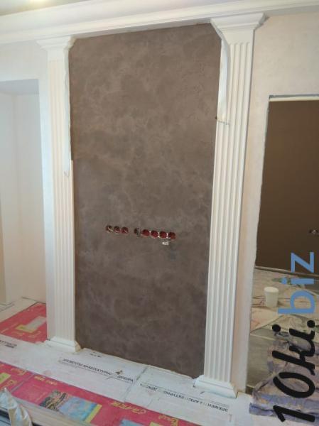 Внутренняя отделка квартир, поклейка обоев, шпатлевка, покраска,