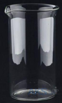 Колба стеклянная для френч пресса V 1000 мл (шт) 9906